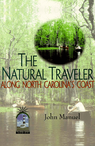 The Natural Traveler Book Cover